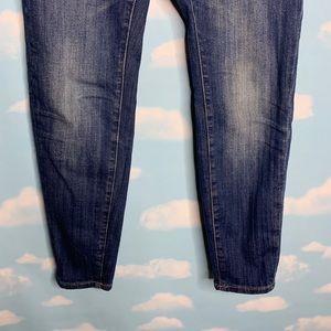 Lucky Brand Jeans - Lucky Brand- Sienna Cigarette Dark Wash Jeans sz00